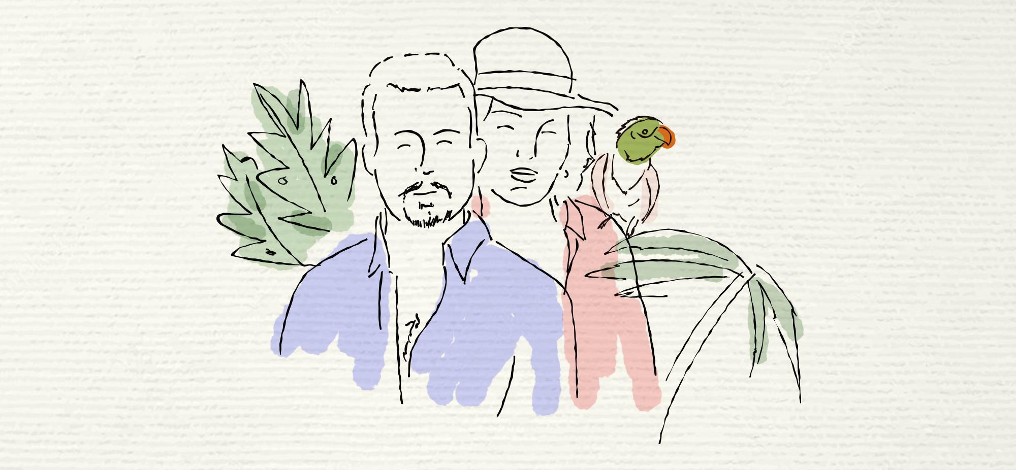 Esteban y Manuel
