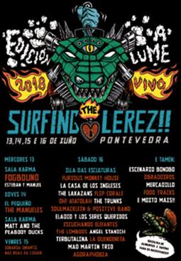 Sufing the Lerez