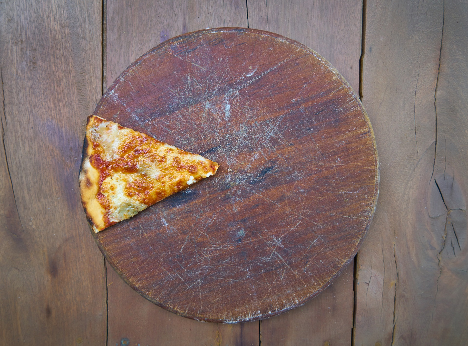 Say no to pineapple on pizza
