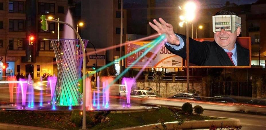 AUNQUE ES DE NOCHE. Sobre cómo las luces de Navidad iluminan, pero de otra manera